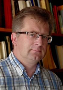 Prof. MARIUSZ WOŁOS (fot. M. Kania)